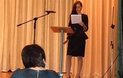 Коркинская ученица достойно выступила на региональной олимпиаде