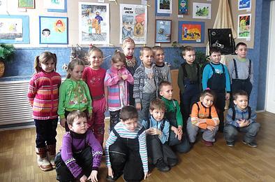 Коркинских школьников приобщают к искусству