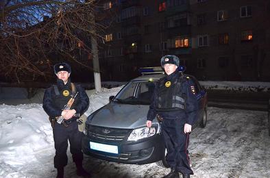Полиция Коркино взяла в рейд молодых общественников