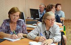 В Народном университете Коркино встреча с юристом