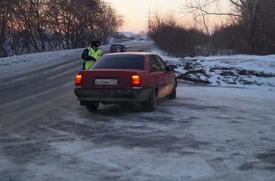 Полиция  Коркино проверила район