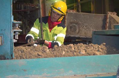 Цементники Коркино ждут строительного сезона