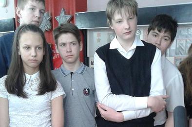 Школьники Коркино узнали о буднях полиции