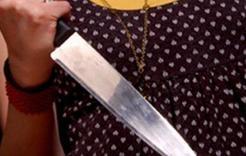 Жительница Коркино ранила ножом мужчину