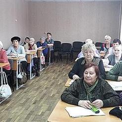 Пенсионеров Коркино юридически просветили