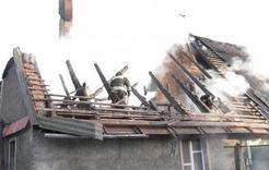 В Коркино снова пожар и ложная тревога