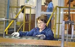 В Коркино на одной площадке выпускают стеклотару и теплоизоляцию