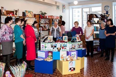 В Коркино библиотекари провели День открытых дверей