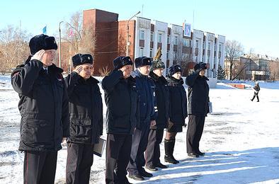 Дан приказ: охранять спокойствие жителей Коркино