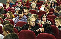 Школьников Коркино приглашают в кино