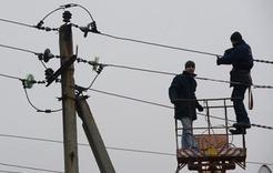 Штормовой ветер оставил без света жителей Коркино и Розы