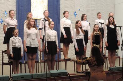 Школьники Коркино совершили музыкальное путешествие