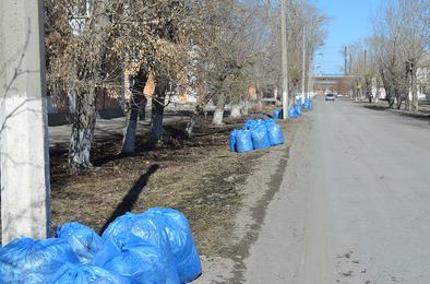 В Коркино начнут наводить чистоту и порядок