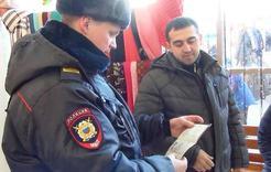 В Коркинском районе выявляют нелегальных мигрантов