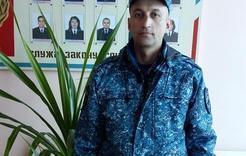 Полицейский Коркино командирован на Кавказ