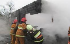 При пожарах погиб один и пострадал второй житель Коркино