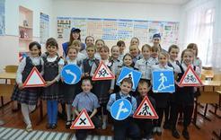 Школьники Коркино  провели День безопасности