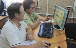 Две сотни коркинских пенсионеров обучат работе на компьютере