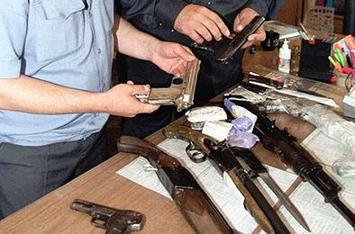 Коркинцы разоружаются: сдано 15 единиц оружия