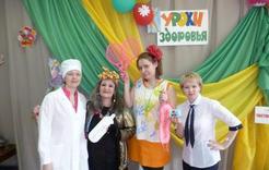 Ребятишек Коркино учили здоровому образу жизни