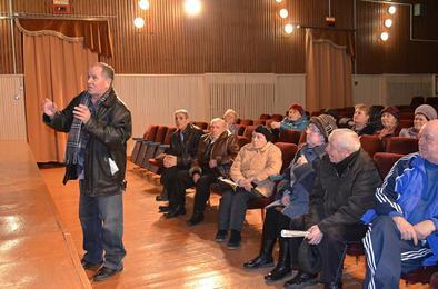 Ветеранов Коркино приглашают на встречу