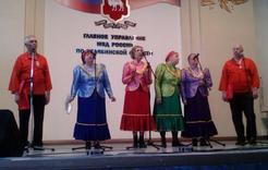 Коркинские ветераны МВД выступили на фестивале