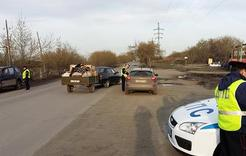 Полиция Коркино проверила весь район