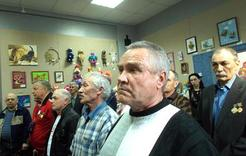 Коркинским чернобыльцам вручили памятные медали