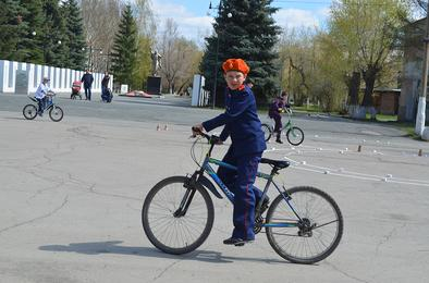 Юные велосипедисты Коркино боролись за звание лучшего