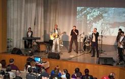 В Коркино состоялся концерт-сказание
