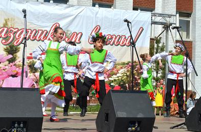 Коллектив «Аллегро» - лауреат Всероссийского фестиваля