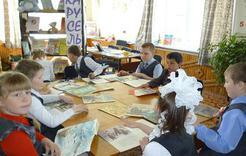 В Коркино дети читали о войне