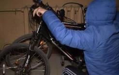 В Коркино всё чаще крадут велосипеды