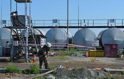 Сегодня в Коркино ликвидировали утечку нефтепродуктов