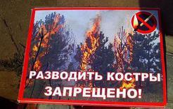 В Коркино действует особый противопожарный режим