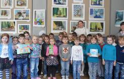 Выставочный зал Коркино принял гостей