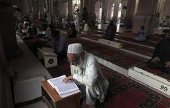 У мусульман сегодня начался месяц Рамазан