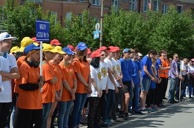 В Коркино началось трудовое лето