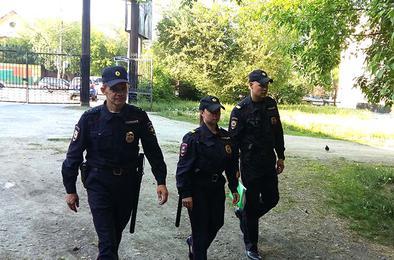 Полиция Коркино обеспечит охрану общественного порядка в День России