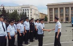 Парк автомобилей полиции Коркино пополнился новой «Ладой»