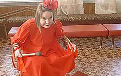 Коркинские дети учили правила пожарной безопасности
