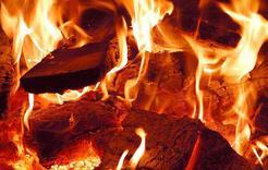 Короткое замыкание стало причиной пожара в Коркино