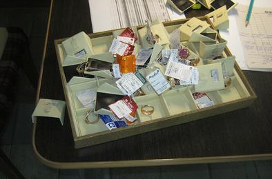 В Коркино грабителя ювелирного магазина задержал посетитель