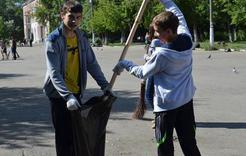 Подростки помогут в благоустройстве Коркино