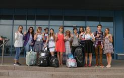 Коркинские дети вернулись с отдыха из Анапы