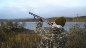 Собираясь на охоту, помните о безопасности