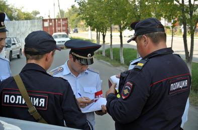 Коркинских полицейских проверил главк