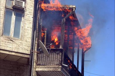 За 2016 год в Коркино на пожарах погибли 8 человек