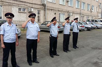 Полицейские Коркино провели профилактическое мероприятие