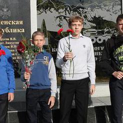 Школьники Коркино почтили память погибших в терактах